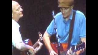 James Taylor Playing With <b>Livingston Taylor</b>