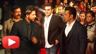 Shahrukh Khan Ignores To Wish Salman Khan For Jai Ho - Must Watch