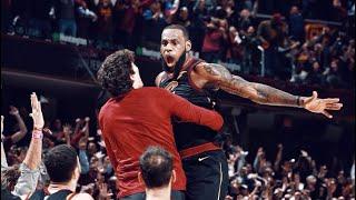 LeBron James GAME WINNER Game 5 Pacers vs Cavs