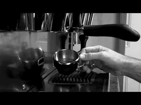 RANCILIO Manual Lever Commercial Espresso Machine with PID Temp Controller.m4v