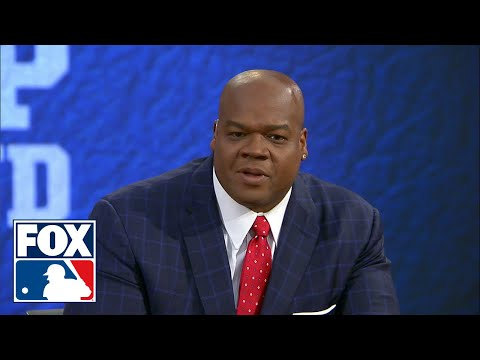 Video: Frank Thomas on Bryce Harper's walk off and Cleveland's trade deadline strategy | MLB WHIPAROUND