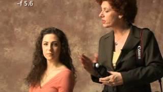 Portrait Lighting Techniques with Bobbi Lane - tutorial -
