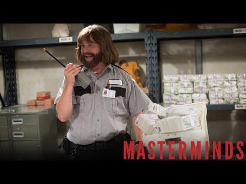 Masterminds (TV Spot 4)