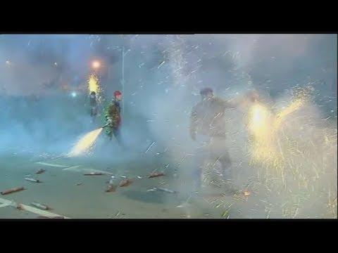 Ο σαϊτοπόλεμος στην Καλαμάτα