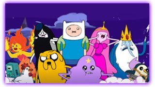 Adventure Time - Game Collection [ Full Games ] - Adventure Time Games ᴴᴰ