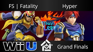 Hyper, arguably the best Roy main, takes a set off of Fatality in grands.