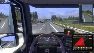 Nonton Euro Truck simulator 2 fast and furious crazy 152 kph driving  gtx 670 full HD Film Subtitle Indonesia Streaming Movie Download