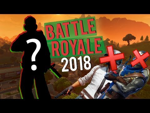 BATTLE ROYALE игры 2018 года. Главные анонсы королевских битв (видео)