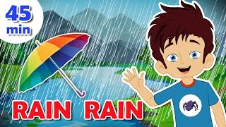 Sing along and learn some fun intellectual nursery rhymes like It's raining, it's pouring, Eeny meeny miney mo and many more with various friendly animals al...