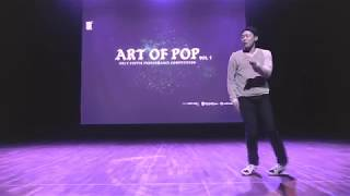 Crazy Kyo – ART OF POP JUDGE SHOW