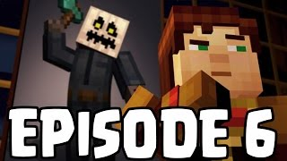 Minecraft: Story Mode - EPISODE 6 RELEASE - DanTDM, STAMPY, LDSHADOWLADY, CaptainSparklez GAMEPLAY!