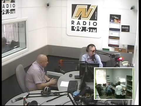 Интервью депутата ЗС НО, координатора НРО ЛДПР Михаила Шатилова «N-Радио»