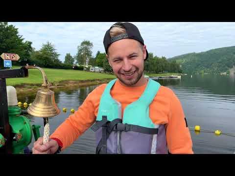 Velká šifrovací hra na slapském jezeře