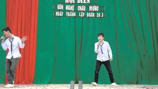 Dien Chau Vietnam  city images : Boyband 11A2 - Diễn Châu 3 - Quê Hương Việt Nam