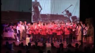 Pesem graditeljev Nove Gorice - Goriški pihalni orkester