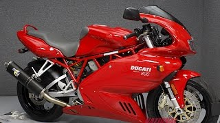 6. 2007 DUCATI 800SS SUPER SPORT - National Powersports Distributors -