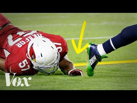 The NFL's magic yellow line explained