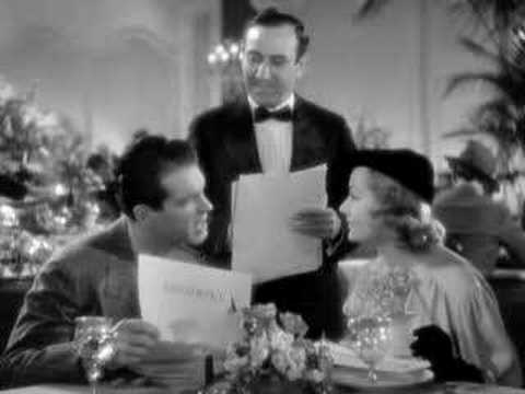 """Carole Lombard-Hands Across The Table"""""""
