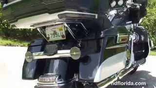 8. 2012 Harley Davidson Electra Glide Ultra Limited - Used Motorcycles for sale