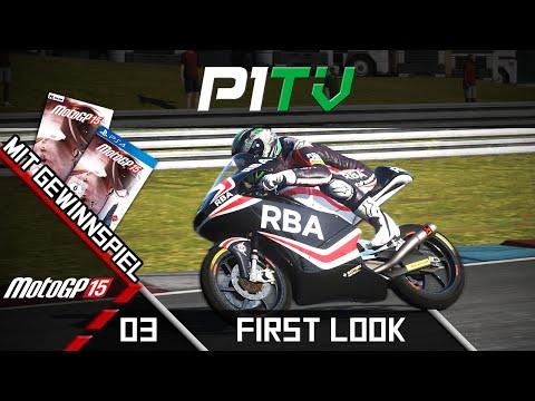 MotoGP 15 - Karriere & Gewinnspiel (PC, PS4) | First Look | Lets Test MotoGP 15 #03 [PC] [60FPS]