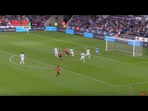 Tin Thể Thao 24H Hôm Nay (7h - 7/11): Carrick, Pogba Và Ibra Tỏa Sáng, Man Utd Hủy Diệt Swansea