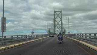 Ogdensburg (NY) United States  City new picture : Ogdensburg-Prescott international bridge (New York State Route 812 and Ontario Highway 16)