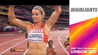WCH 2017 London - 200m Women Final
