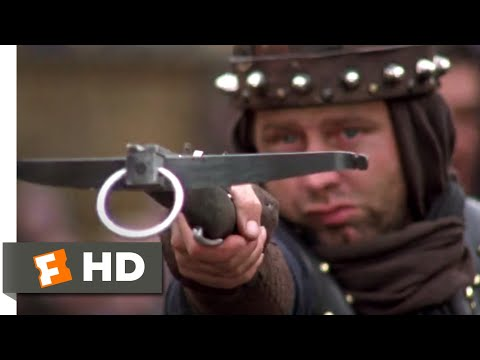 First Knight (1995) - The Battle for Camelot Scene (9/10)   Movieclips