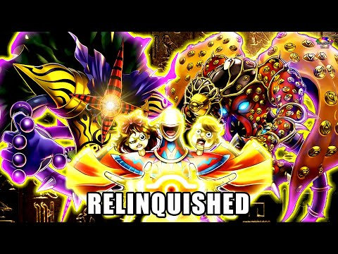 【YGOPRO】Relinquished Deck Premium God Box Golden Idol Yugioh