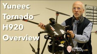 Yuneec Tornado H920 Hexacopter Overview by The Gadget Guru