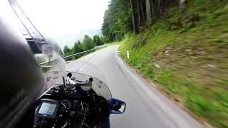 Zomaar een ritje in motorparadijs Slovenie