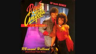 Download Lagu Rene and Angela - I'll Be Good (special 12inch remix) HQsound Mp3
