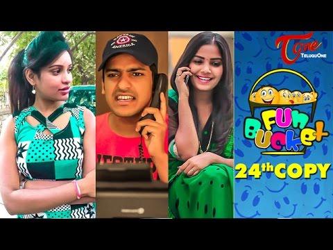 Fun Bucket | 24th Copy | Funny Videos | By Harsha Annavarapu