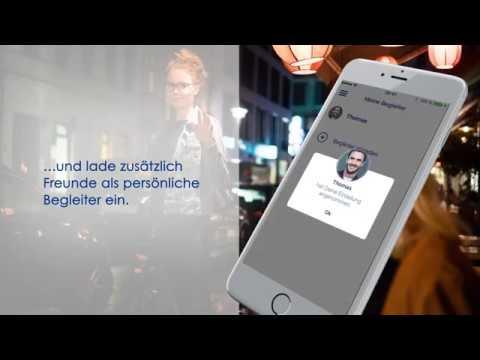 WayGuard - die Begleit-App für ein sicheres Gefühl un ...