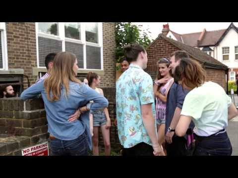 lewis watson - holding on (behind the scenes)