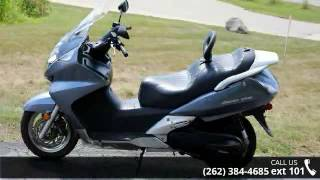 10. 2007 Honda Silver Wing ABS  - Action Power Sports - Wauke...