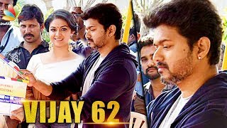 Video OFFICIAL! Vijay 62 starts shooting | Keerthi Suresh, AR Murugadoss Movie MP3, 3GP, MP4, WEBM, AVI, FLV Januari 2018