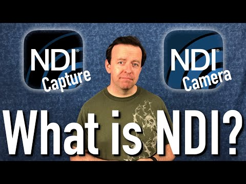 What is NDI? - Why you NEED it for OBS!