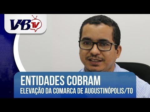 VBTv | Entidades cobram elevação da Comarca para 3ª Entrância