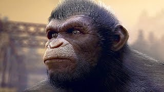 Planet Of The Apes - Last Frontier First Gameplay