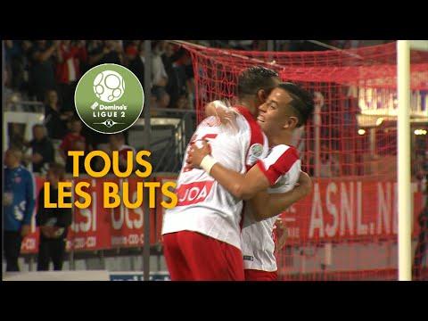 Tous les buts de la 38ème journée - Domino's Ligue 2 / 2017-18