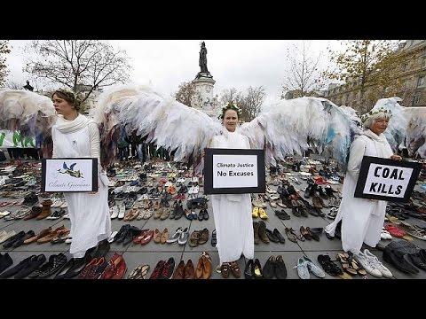 «Παρών» και από τους ακτιβιστές στη Σύνοδο για την Κλιματική Αλλαγή