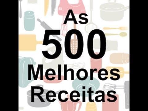 Video of 500 Melhores Receitas