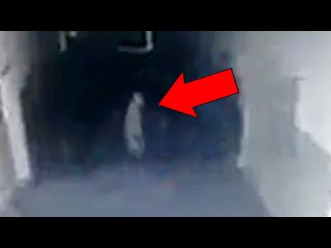 Top 5 SCARY Ghost Videos Caught By Real Life GHOST HUNTER'S - Real Ghost Caught On Video