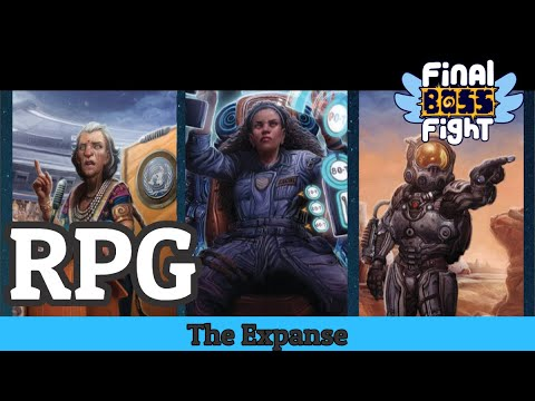 Video thumbnail for The Expanse RPG – Salvage Op – Final Boss Fight Nerd Night