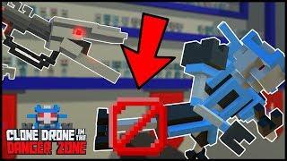 Velkommen til Clone Drone in the Danger Zone! Klarer Raptor insanity challenge! MIN TWITTER: https://twitter.com/GoldenGribPlays Alt musik er fra YouTube's ...