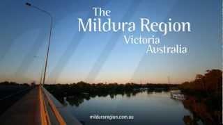 Mildura Australia  city photo : Overview of the Mildura region, Victoria, Australia (English version)