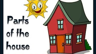 Parts of the House ESL Vocabulary