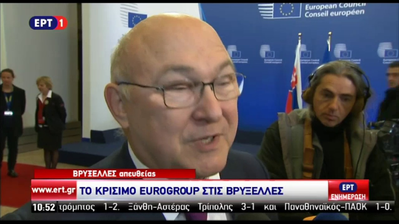 Aισιοδοξία Σαπέν για συμφωνία στο Eurogroup