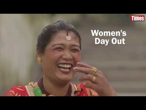 (Women's day out - Duration: 2 minutes, 45 seconds.)